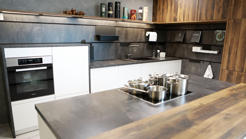 Traumküchen – Foto einer wunderschönen Küche aus unserem Küchenstudio